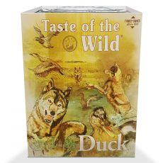 Taste of the Wild Duck nedves eledel  390 g