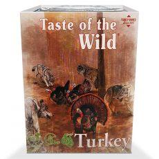 Taste of the Wild Turkey nedves eledel  390 g