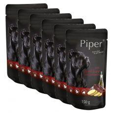 Piper Adult alutasakos eledel marhamájjal és burgonyával 6 x 150 g