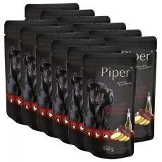 Piper Adult alutasakos eledel marhamájjal és burgonyával 12 x 150 g