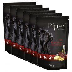Piper Adult alutasakos eledel marhamájjal és burgonyával 6 x 500 g
