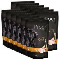 Piper Adult alutasakos eledel fürjjel 12 x 500 g