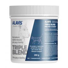 ALAVIS Triple Blend kutyáknak és macskáknak 200 g