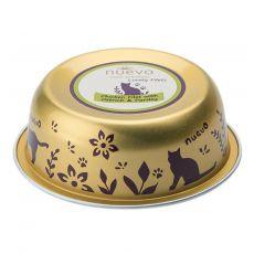 NUEVO Cat Adult Chicken Filet with Ostrich & Parsley 85 g