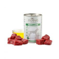 NUEVO Dog Sensitive LAMB konzerv 400 g