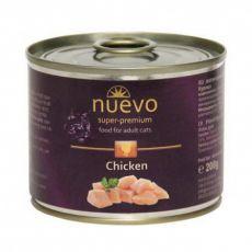 NUEVO CAT Adult Chicken konzerv 200 g