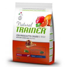 TRAINER Natural Medium Adult szárított sonka 3 kg