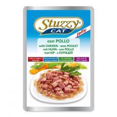 Stuzzy cat alutasakos eledel - csirke zselében 100 g