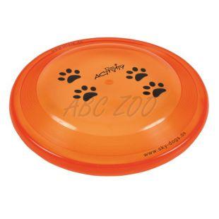 Kutya frizbi - műanyag, 23 cm