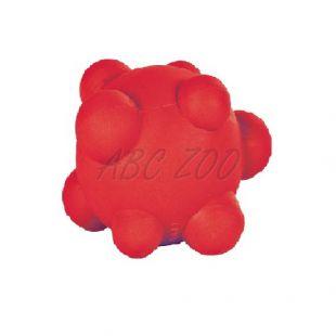 Gumijáték kutyának - molekula, 7 cm