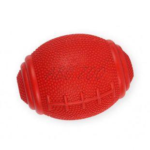 Rugby labda kutyának - 8 cm