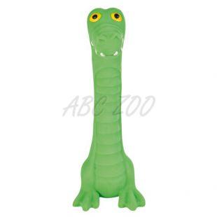 Kutya játék - latex sárkány, 18 cm