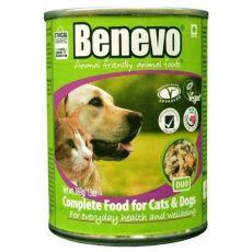 Benevo Duo teljes értékű eledel macskák és kutyák számára 369 g