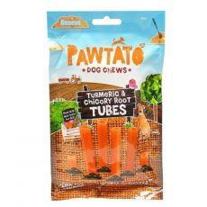 Benevo Pawtato Tubes Turmeric & Chicory root 120 g
