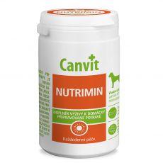 Canvit Nutrimin - táplálék kiegészítő kutyáknak, 1000g