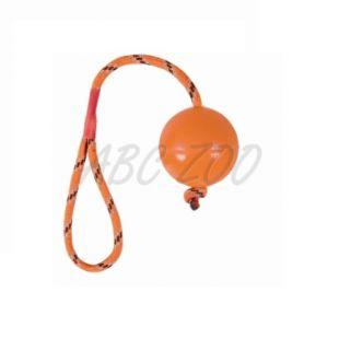 Kutya játék - zsinóros labda, 6cm