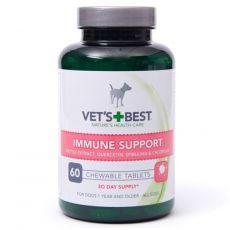 Vet´s Best rágótabletta az immunrendszerért, kutyák számára 60 db