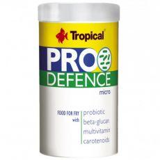 TROPICAL Pro Defense Micro 100 ml / 60 g probiotikumokkal