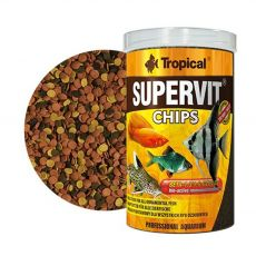 TROPICAL Supervit Chips 250 ml / 130 g