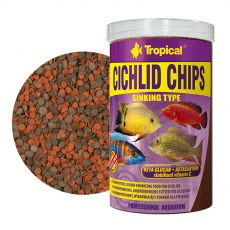 TROPICAL Cichlid chips 250 ml / 130 g