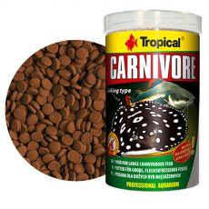 TROPICAL Carnivore süllyedő tabletták 1000 ml / 600 g