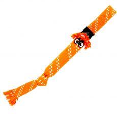 Húzójáték ROGZ Scrubz narancssárga 54 cm