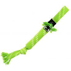 Húzójáték ROGZ Scrubz zöld 44 cm