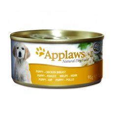 Applaws Dog Puppy konzerv csirke 95 g