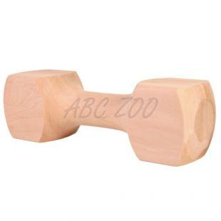 Szögletes súlyzó kutyának - 1000 g