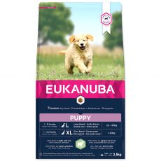 EUKANUBA PUPPY JUNIOR Lamb & Rice – 2,5 kg