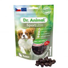 Dr.Animal SportLine nyúl 100 g