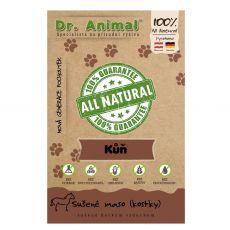 Dr.Animal 100% lóhús kockák 80 g
