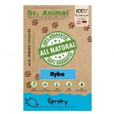 Dr.Animal 100% hal szárított sprotni 50 g