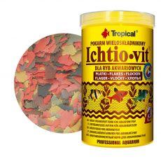 TROPICAL Ichtio-vit 500ml/100g több összetevős