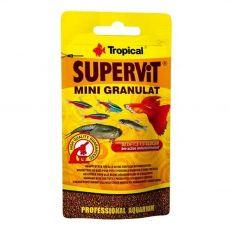 TROPICAL Supervit Mini Granulátum 10 g