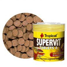 TROPICAL Supervit A Tabletták A 50 ml / 36 g