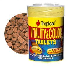 TROPICAL Vitality & Color Tabletták 50 ml / 36 g