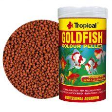 TROPICAL Goldfish Colour Pellet 250 ml / 90 g