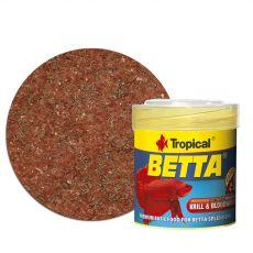 TROPICAL Betta eleség 50 ml / 15 g
