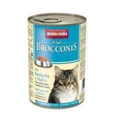 Animonda Cat BROCCONIS tőkehal és csirke 400 g