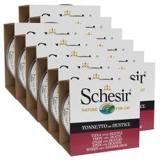 Schesir macskaeledel - Tonhal és fogasdurbincs aszpikban 12 x 85 g