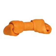 Csont kutyának, csomós - narancssárga 60g