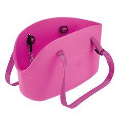 Ferplast With Me Small táska kutyák és macskák részére, rózsaszínű