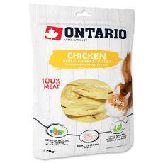 Ontario Cat csirke, főtt csirkemellfilé 70 g