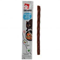 Ontario Rudacskák macskák részére, lazac és pisztráng 5 g