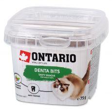 Ontario Snack Macska rágó falatok 75 g