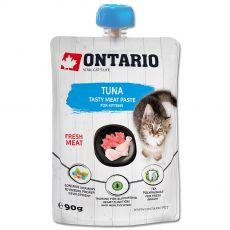 Ontario Kiscica tonhal ízletes húspástétom 90 g