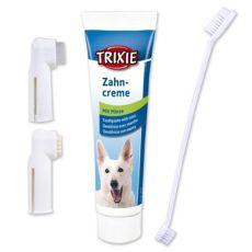 Fogápolás kutyának - fogpaszta + kefék