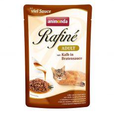 Animonda Rafiné Macska, vadhús 100 g