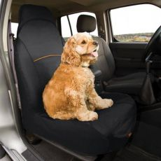 Kurgo Co-Pilot Bucket Seat Cover védőhuzat az első ülésre fekete